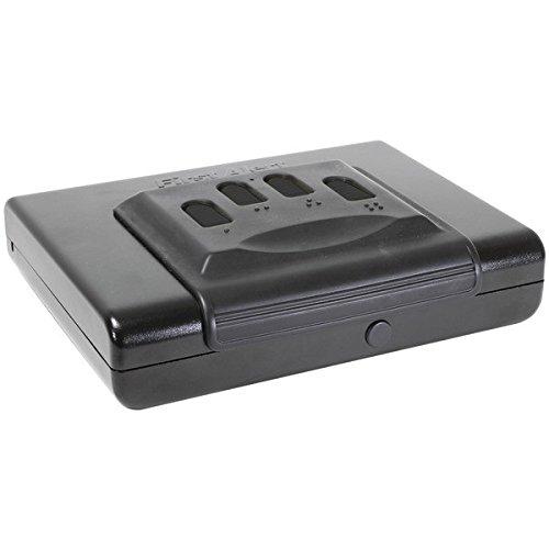 First Alert 5200Df Portable Handgun Safe