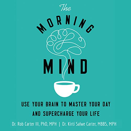 The Morning Mind audiobook cover art