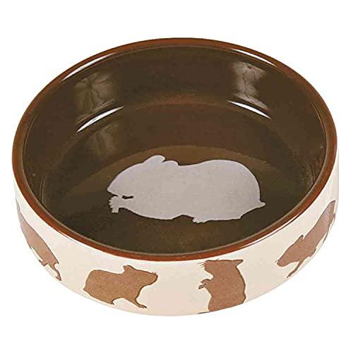 TX-60731 Ceramic Bowl for hamsters, sortiert, 80 ml 8 cm