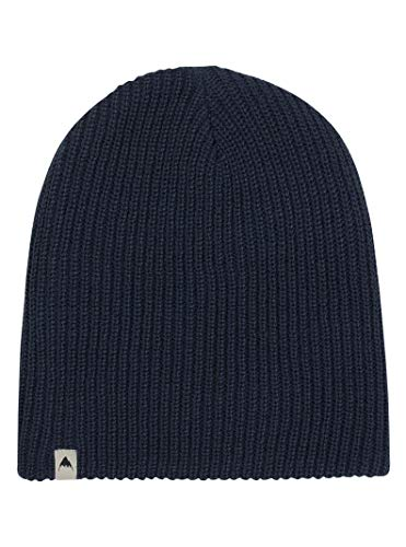 Burton Mens All Day Long Beanie, Mood Indigo, One Size