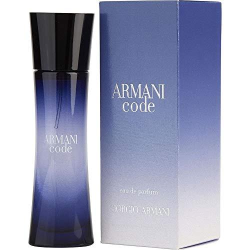 armani code femme 75 ml