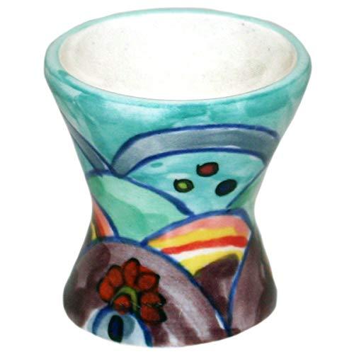 Gall&Zick Huevera Set/4Huevos Soporte Huevera cerámica Pintada Vajilla