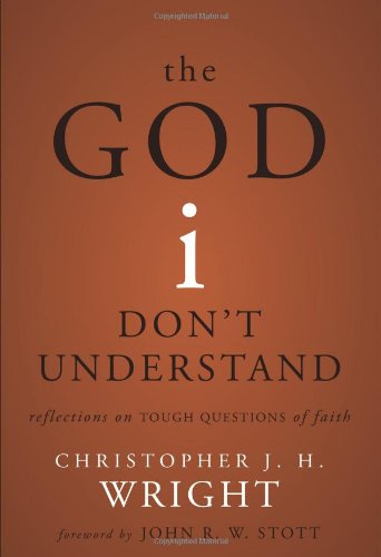 Image of The God I Don't Understand: Reflections on Tough Questions of Faith