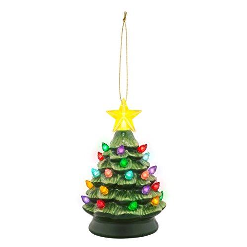 Mr. Christmas 19398 Nostalgic Christmas Tree 5.5'-Green holiday decoration, One Size