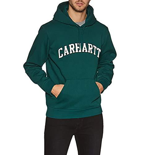 Carhartt WIP Sweat-shirt à capuche Princesse – Dark Fir - Vert - XL