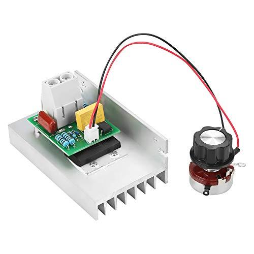 SCR-Controller 220 V 10000 Watt Elektronische Motordrehzahl Spannungsregler Dimmer