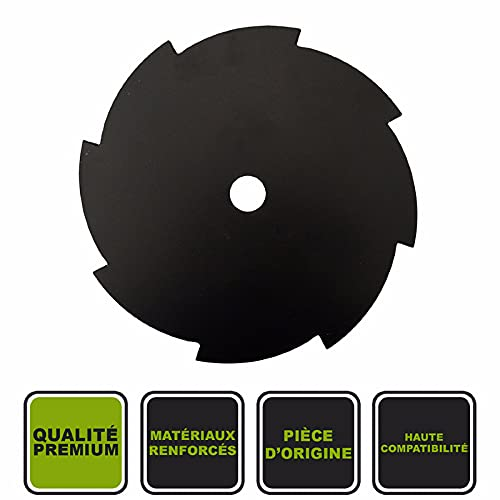 TOP VENTE debroussailleuse thermique 2 en 1 / 52cm3 Silex- tubes 28 mm + 3 disques + 1 tête offert
