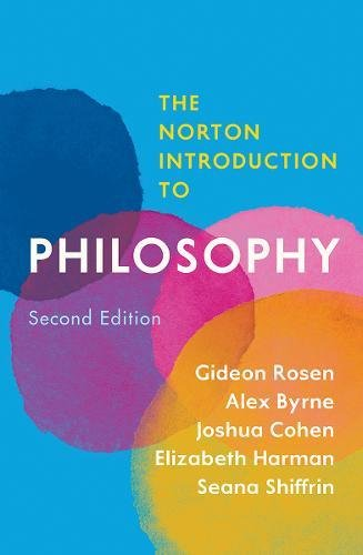 Download The Norton Introduction to Philosophy 0393624420