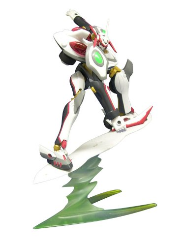 The Robot Spirits < Side LFO > Nirvash Type Zero - Eureka Seven (Completed Figure)