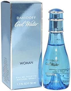 Best cool water woman 50ml Reviews