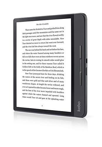 Rakuten Kobo Forma E-Book Touch Screen 8GB WLAN schwarz