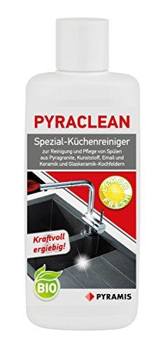 Pyramis 073024901 Pyraclean Reinigungsmittel Zubehör Granitspülen Inhalt 200ml