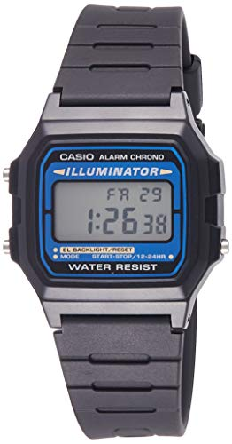 Casio Collection Herren-Armbanduhr F105W1AWYEF