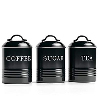 Parent - Three Kitchen Canisters