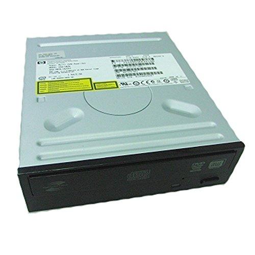 Grabadora interna DVD 5.25HP gsa-h60l doble capa 48x 16x Sata negro LightScribe