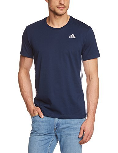adidas Performance - Tee-Shirts - tee shirt ess mid - Taille L