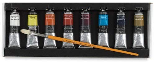 Sennelier Artist Oils Plein Air Set of 8