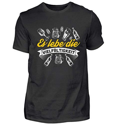 Ideaal voor bier fans van pils en tarwe - heren shirt