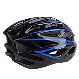Casque Casque de vélo avec léger PC Shell for Mountain Road BMX Hommes Femmes...