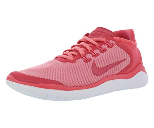 Nike Women's Trail Running Shoes, Rosa Sea Coral Tropical Rosa Vast Grigio 800, 7.5 us