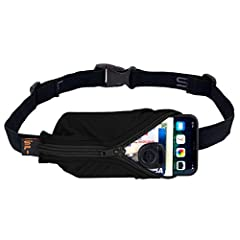 COMFORTABLE RUNNING PACK: NO BOUNCE! The SPIbelt running belt is made of stretchable Spandex perfect for sports or jogging. Soft elastic prevents chafing – a soft pouch that does not bounce or ride during rigorous activity or running. EXTRA LARGE POC...