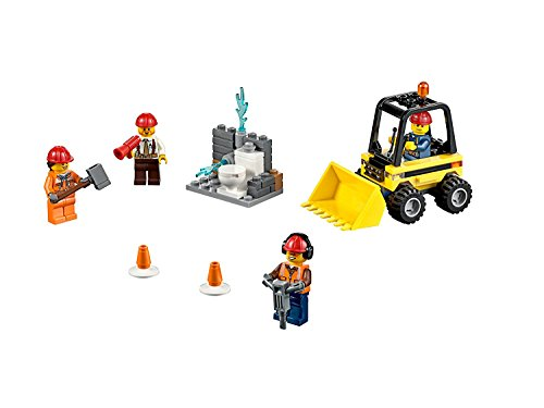 LEGO City Demolition 60072 - Starter Set Cantiere da Demolizione