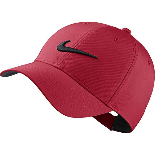 NIKE U Nk L91 Tech Gorra, Unisex Adulto, Rojo (University Red/Anthracite/Black), Única