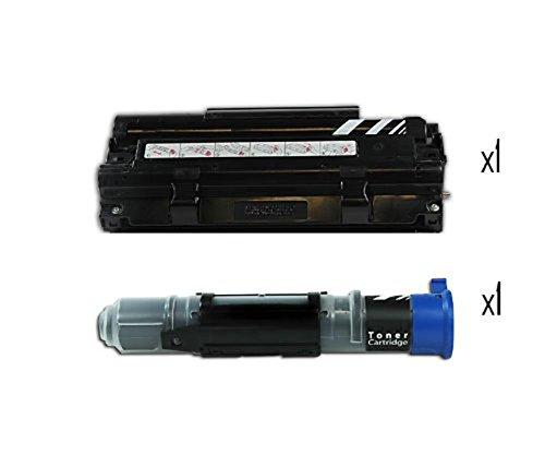 TTRecycling - kompatibel - als Ersatz für Brother Fax 8070P (Trommel DR-8000 + Toner TN-8000 XL)