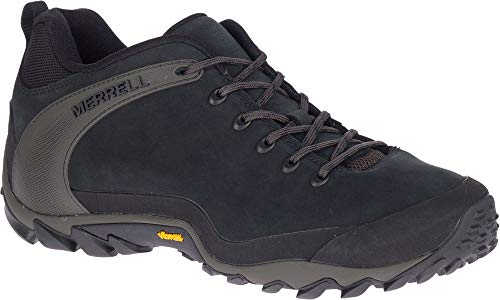 Merrell Chameleon 8 LTR J033095 Outdoorschuhe Trekkingschuhe Turnschuhe Herren Schwarz J033095-41