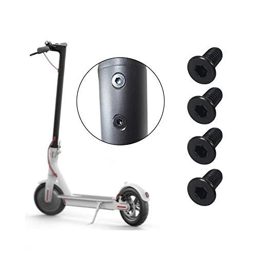 Linghuang Wasserhahn Schraube für Xiaomi Mijia M365 Elektroroller Innensechskant Schraube Screw Skateboard Zubehör