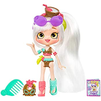 """5"""" Shoppie Doll with Matching Shopkin & Acces 