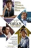 The Big Short – Christian Bale – spanisch Film Poster