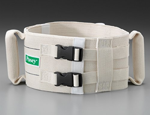 Posey Ergonomic Walking Belt(Size=Large)