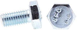 5-Pack Prime-Line Products Class 8.8 Metric Prime-Line 9109817 Hex Head Cap Screws Zinc Plated Steel M10-1.50 X 80MM