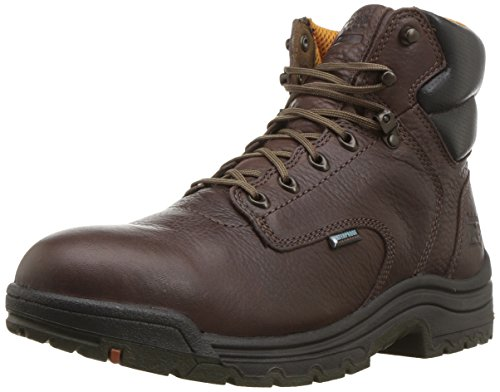 Timberland Pro Men's Titan 6' Waterproof Soft Toe Boot