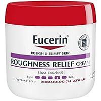 Eucerin Roughness Relief Cream, 16 Oz