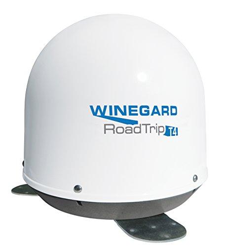 Winegard 35100 White RT2000T T4 in-Motion RV Satellite Antenna