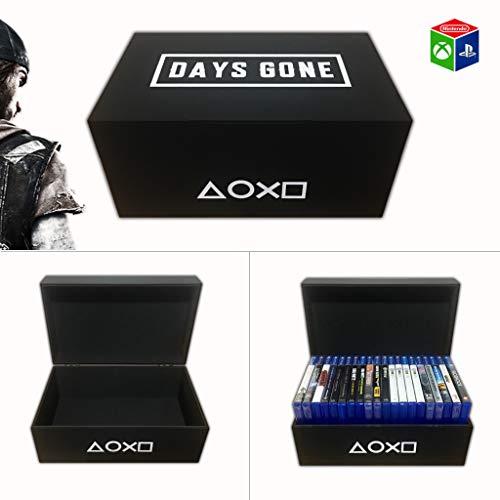 Porta jogos case PS3/PS4 Days Gone