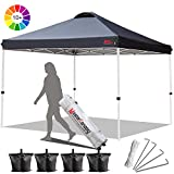 Best 10x10 Canopies - MASTERCANOPY Pop-up Canopy 10'x10' Ez Canopy Tent Instant Review