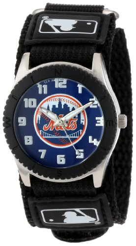 Game Time Youth MLB Rookie Black Watch - New York Mets