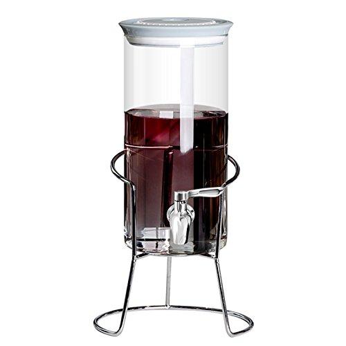 Hlluya Professional Sink Mixer Tap Keuken Kraan De sap fles met koude dranken, wijn, bier, frisdranken fruit enzym potten verzegelde tank