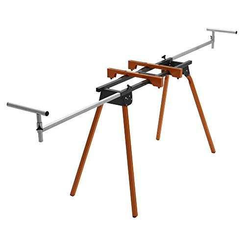 BORA Portamate PM-4000 - Heavy Duty Folding Miter Saw Stand with Quick...