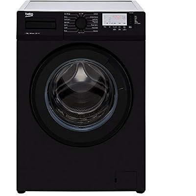 Beko WTG941B3B 9kg 1400rpm Freestanding Washing Machine With 28 Min Quick Wash - Black