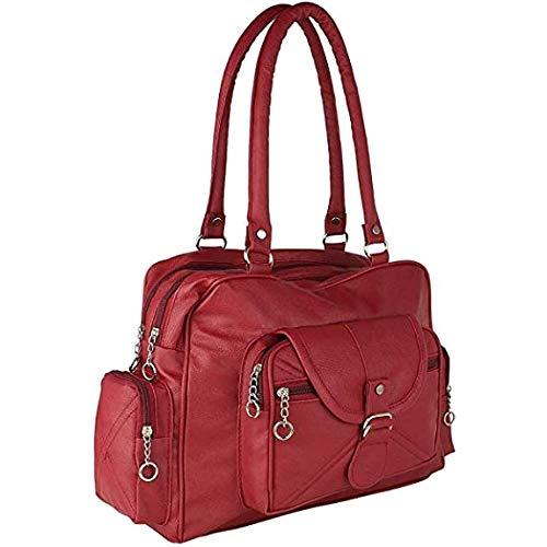 KHALIFA Women's Handbag (maroon hb-tbz_Maroon)