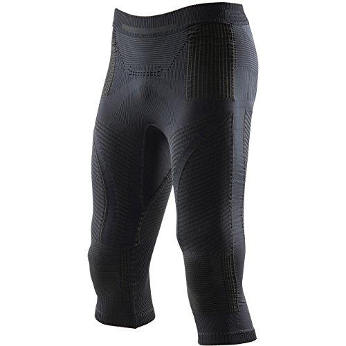 X-Bionic Herren Man ACC_EVO UW M Leggings, schwarz (Black / Black), L/XL