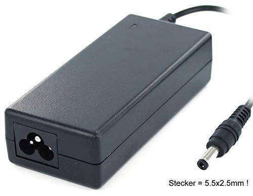 Akkuversum Netzteil kompatibel mit Fujitsu-Siemens Amilo LI-3710, Notebook/Netbook/Tablet Netzteil/Ladegerät Stromversorgung
