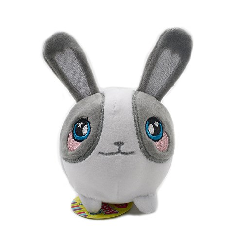 Millffy SGS Tested Safety Pu Foamed Squish Ball squishes Toy squishys Toys (Rabbit 35'' (Dia88cm Ball))