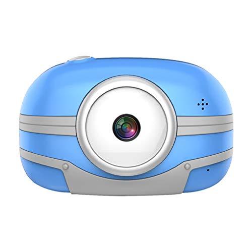 Kinder Kamera Kinder Touch-Screen-Digitalkamera WiFi SLR Sportfotografie 4000W Kamera Für Die Geschenke Für Jungen/Mädchen,Blau