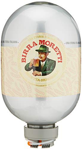 Birra Moretti Helles Bier, 8 l Fass