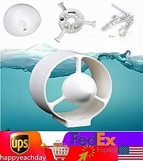 Gdrasuya Underwater Thruster Fairing Housing Shell f/Rovmaker Motor,No Paddle Propeller